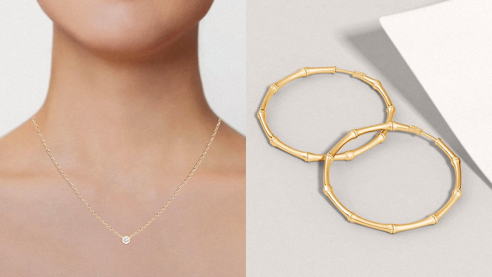 This Fine Jewelry Collection Is Perfect for the Minimalist Girl