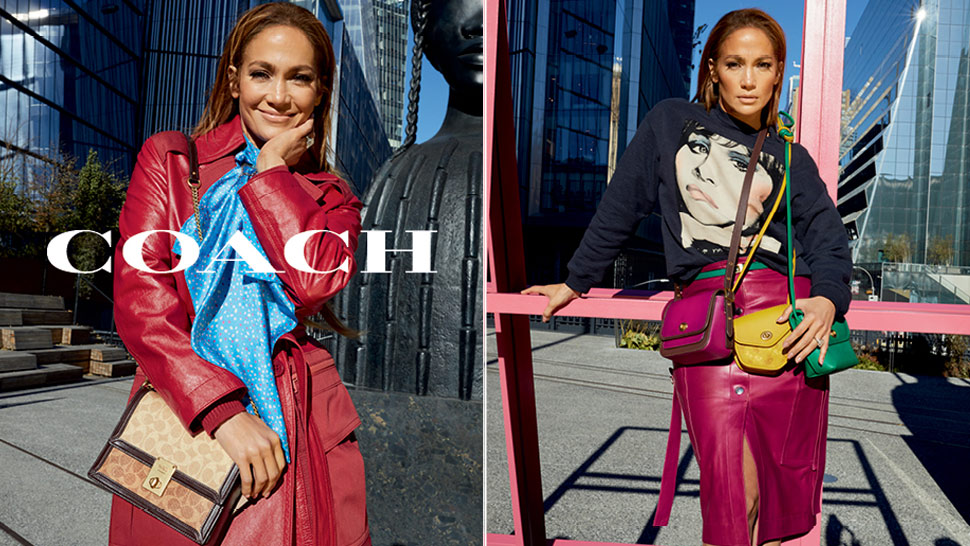 Jennifer Lopez Stars in Coach's Newest Campaign About Authenticity