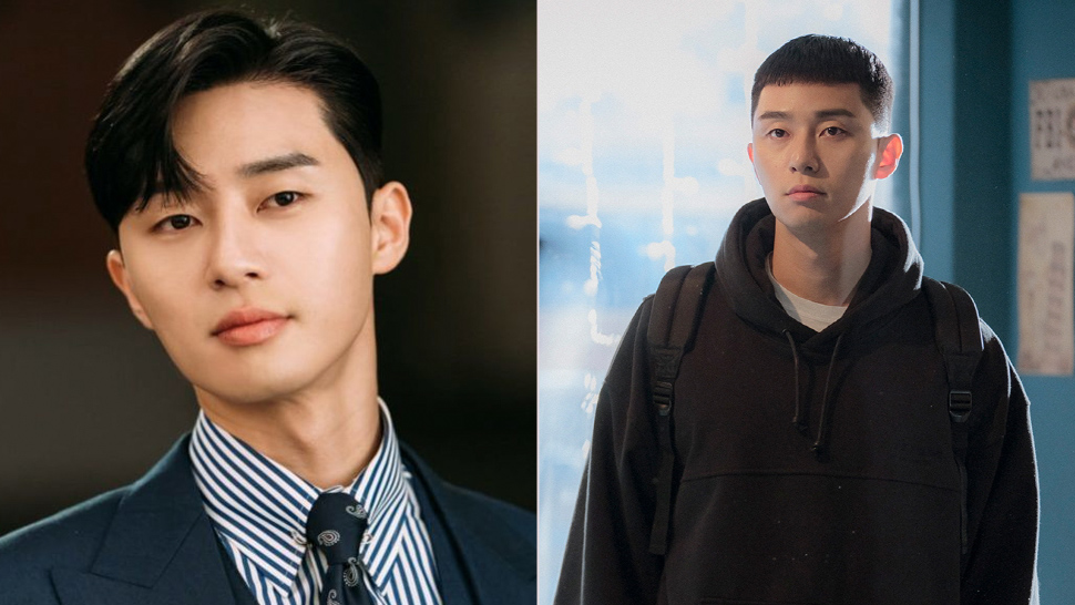 """You Have to See Park Seo-Joon's Transformation for """"Itaewon Class"""""""