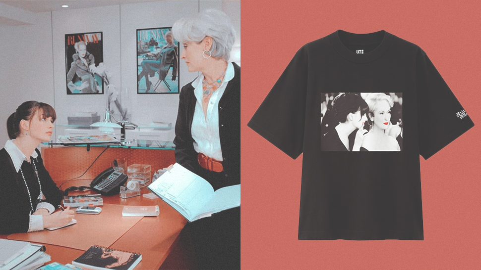 "Drop Everything: Uniqlo Just Released ""The Devil Wears Prada"" Merchandise"