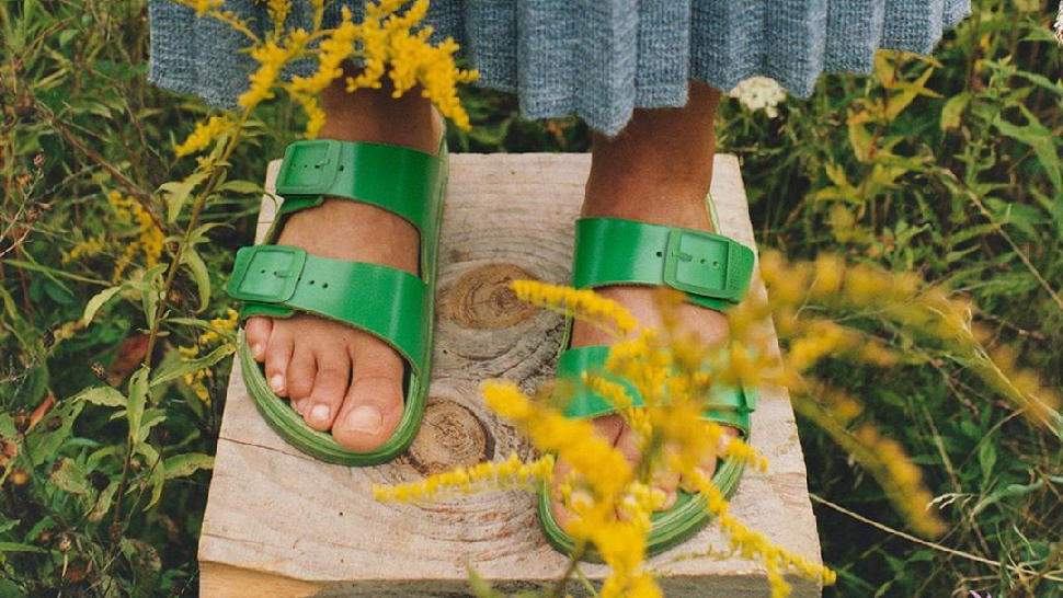 The New Birkenstock 1774 Line Is Perfect for Your Summer OOTDs