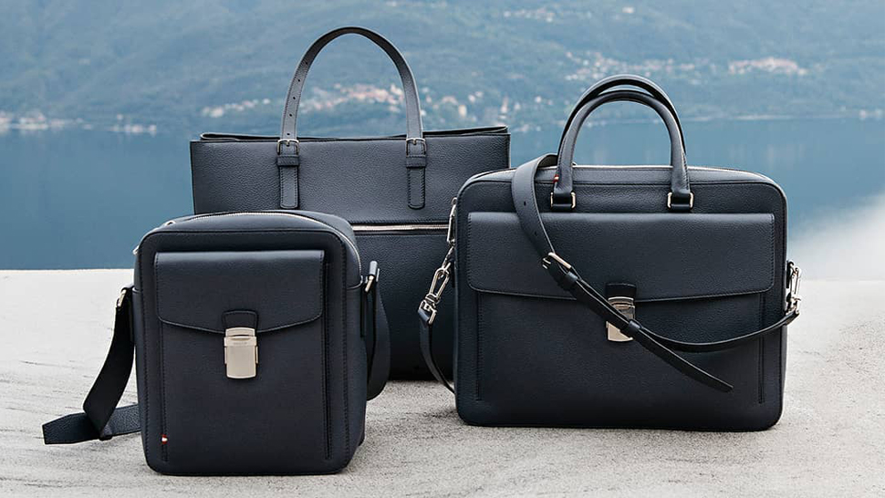 You'll Love Bally's New Line Of Practical Yet Stylish Work Bags