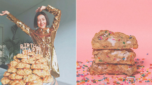Mood Bake Just Launched Marshmallow-filled Cookies And We're Absolutely Craving