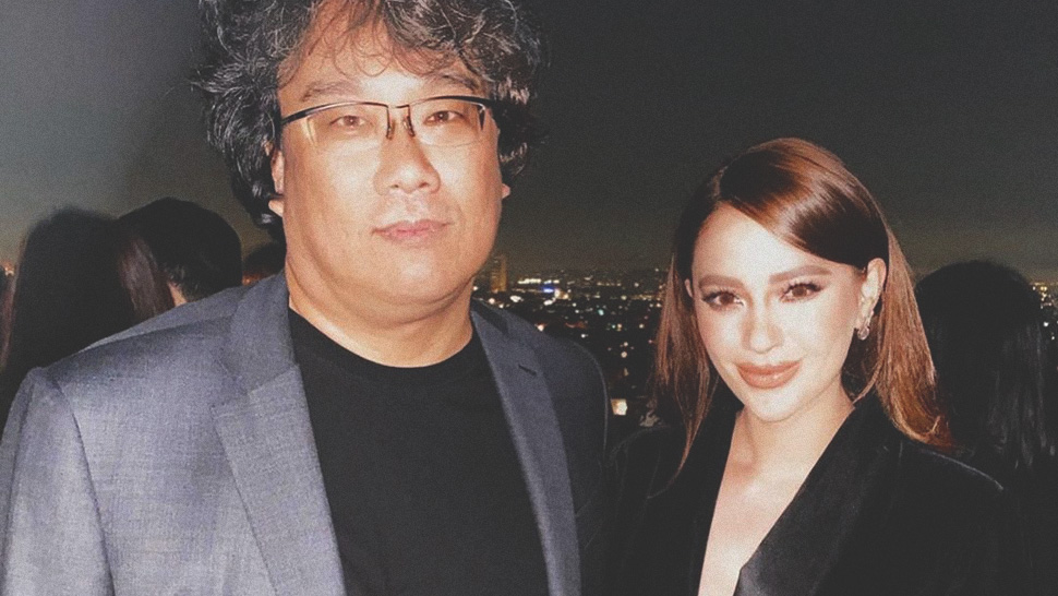 "Arci Muñoz Was The Luckiest ""parasite"" Fan Girl At The Oscars 2020"