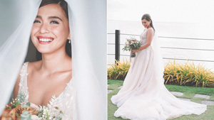 Joyce Pring Wore Leather Boots As Her Wedding Shoes And We Are Speechless
