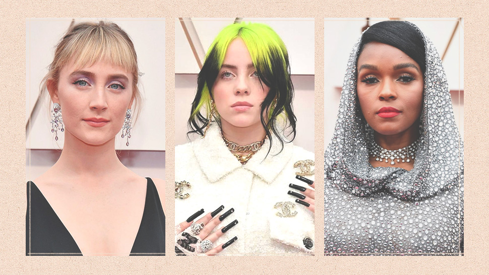 The 10 Best Beauty Looks From The Oscars 2020 Red Carpet