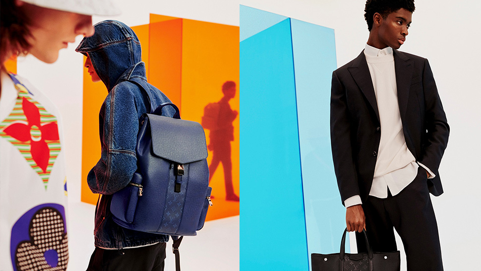 You'll Have Fun Styling Louis Vuitton's Vibrant New Taigarama Drop