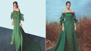 The Exact Gown Arci Muñoz Wore To A Pre-oscars Gala In Hollywood