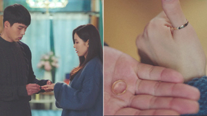 Fans Think This Is The Exact Couple Ring From