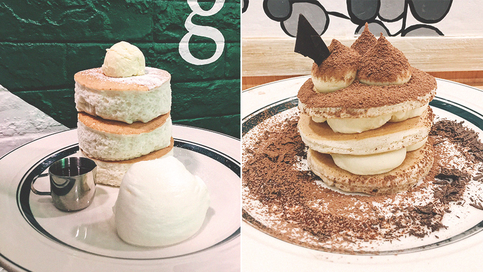Japan's Famous Fluffy And Instagrammable Pancakes Are Now In Manila!