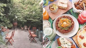 5 Romantic Garden Restaurants For The Perfect Valentine's Date