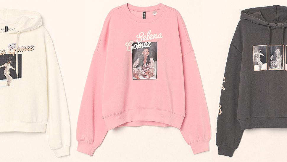 When You're Ready, Come and Get It: Shop Selena Gomez Merch at H&M