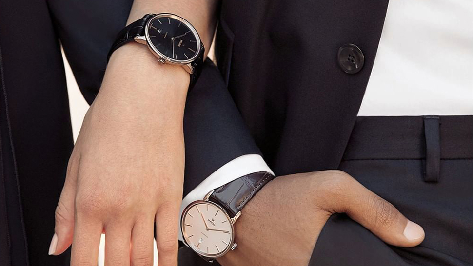 You'll Never Wait for Love Again With These Matchy Couple Watches