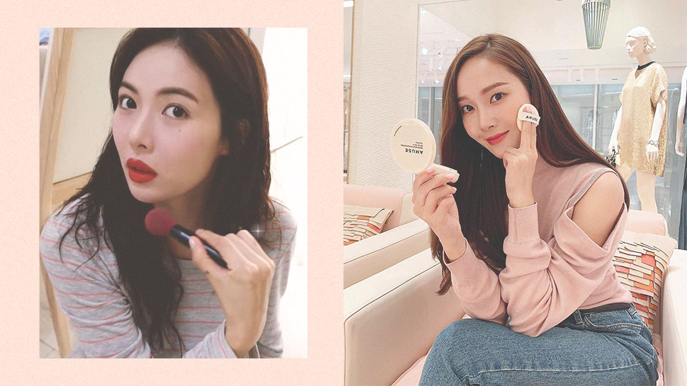 How to Perfect Your Everyday Makeup, According to Korean Celebrities