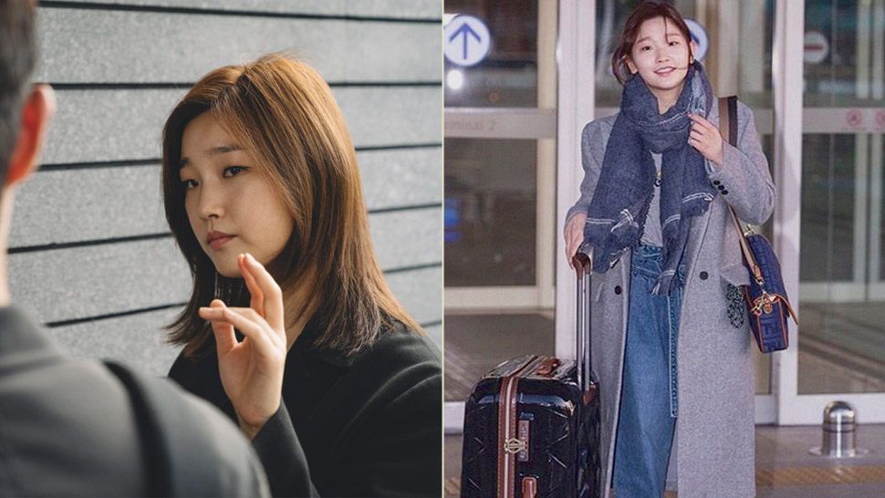 """Parasite"" Star Park So Dam's Airport OOTD Deserves Its Own Award"