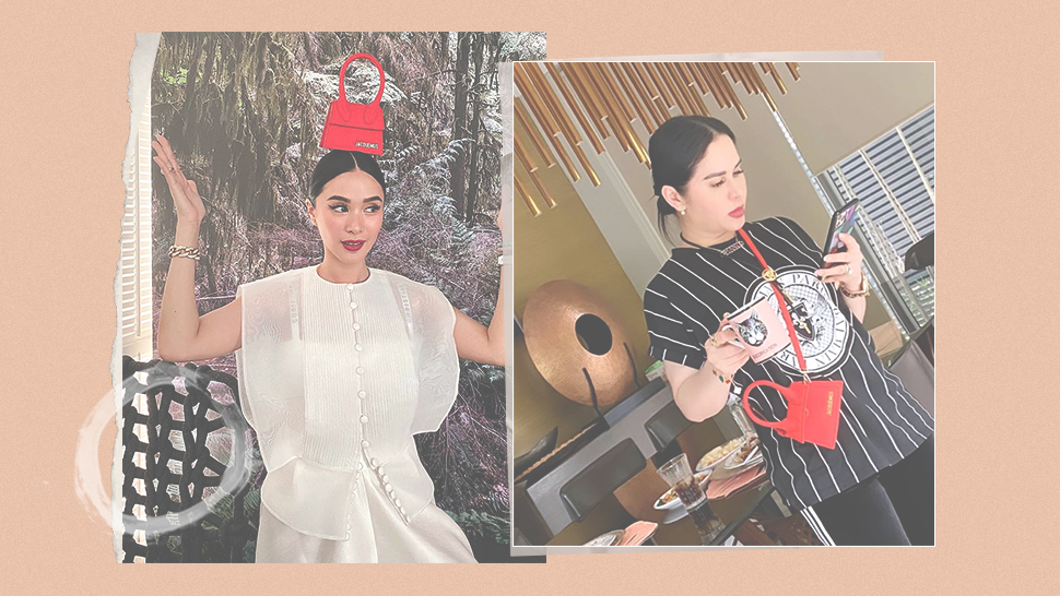 Would You Buy Heart Evangelista and Jinkee Pacquiao's Tiny Bag For P25,000?