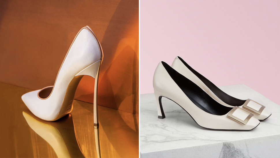 5 Pairs of Designer Wedding Shoes Worth Investing in for Your Big Day