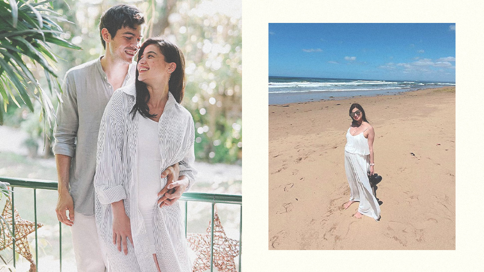 We're Loving Everything About Anne Curtis' Laidback Maternity Style