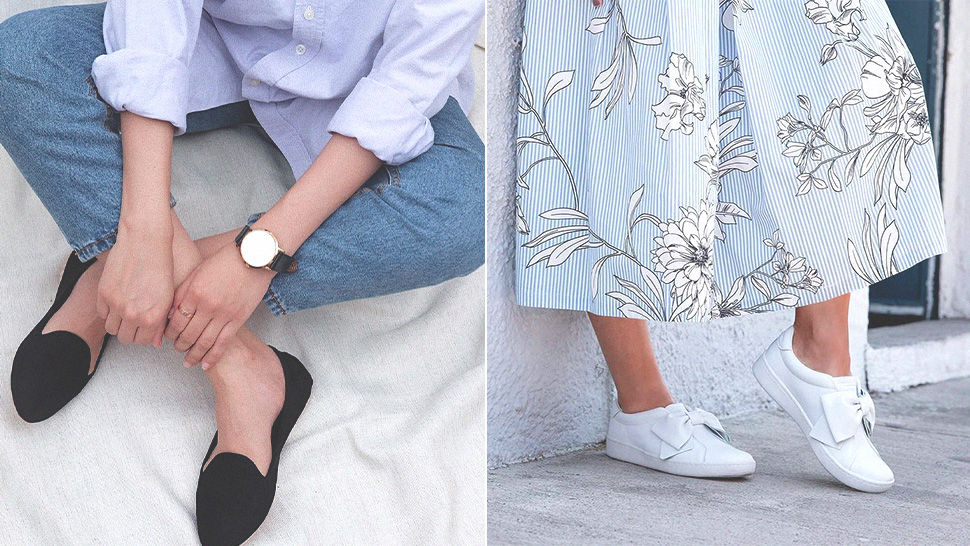 7 Comfy Slip-On Shoes You'll Love to Wear When Traveling