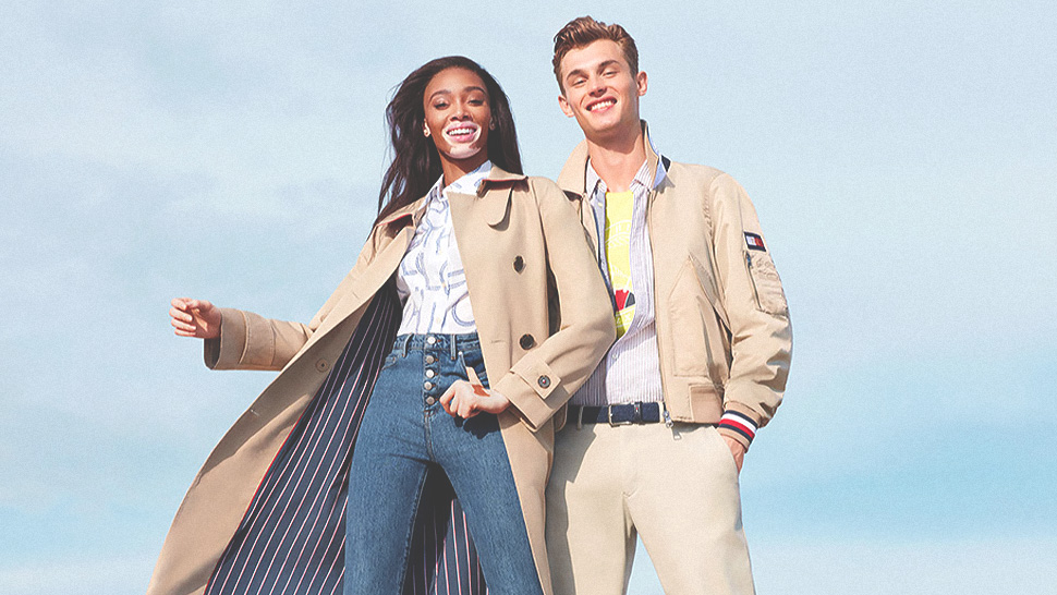 Tommy Hilfiger's New Fabric Will Keep You Cool and Dry in Style