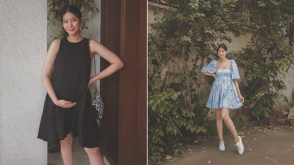 A Pregnant Tricia Gosingtian-gabunada Shows She Isn't Sacrificing Style
