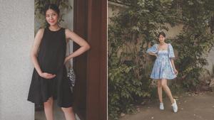 A Pregnant Tricia Gosingtian-gabunada Shows She Isn't Sacrificing Style