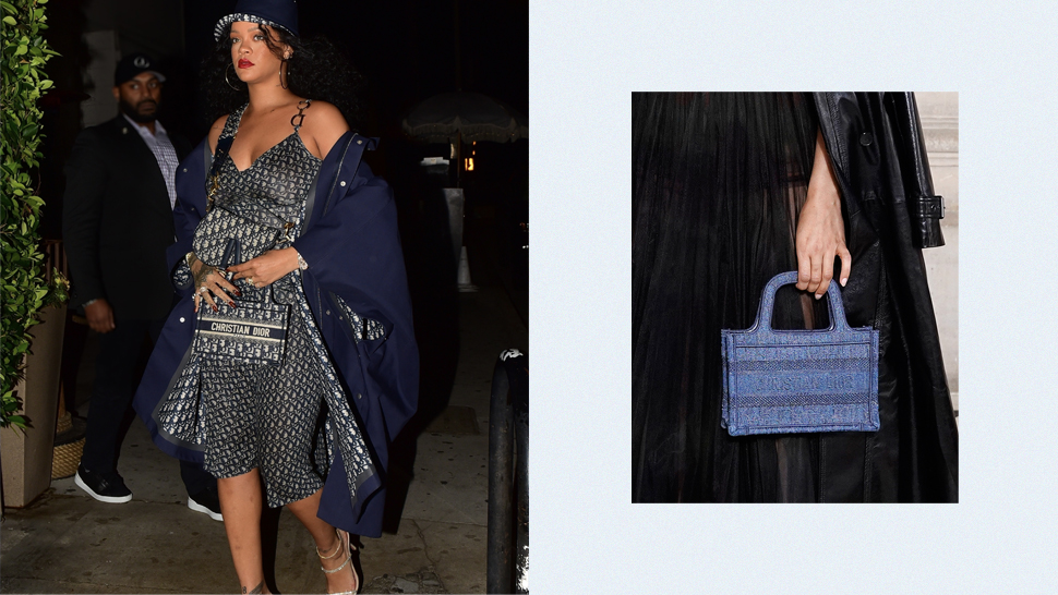 Would You Buy Rihanna's Mini Dior Book Tote For P98,000?