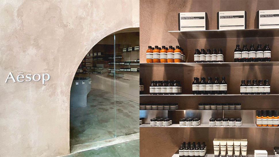 Here's a Sneak Peek of Aesop's First Store in Manila