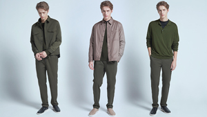 Harlan + Holden Just Dropped A Cool And Minimalist Menswear Line