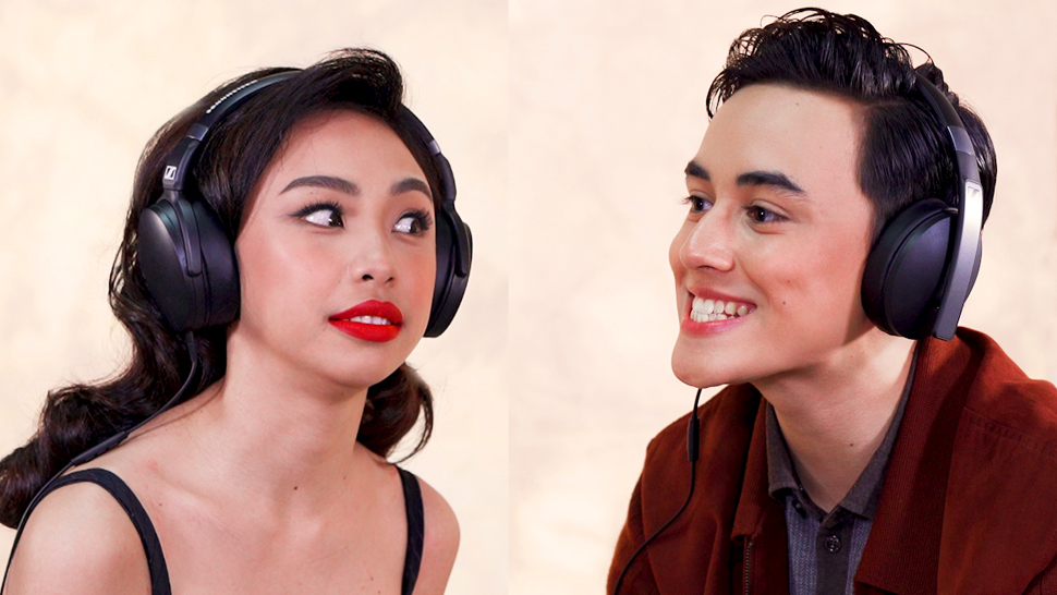 We Asked Maymay Entrata And Edward Barber To Play The Whisper Challenge