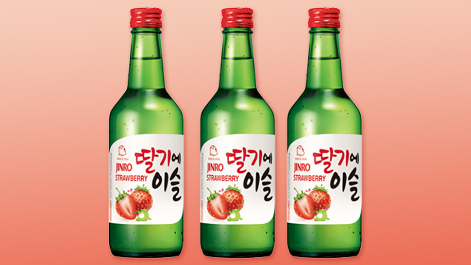 You Can Now Get Strawberry Soju at This Local Convenience Store