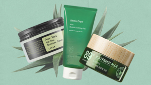 10 Aloe Vera Gel Moisturizers You Should Try For Fresh, Hydrated Skin