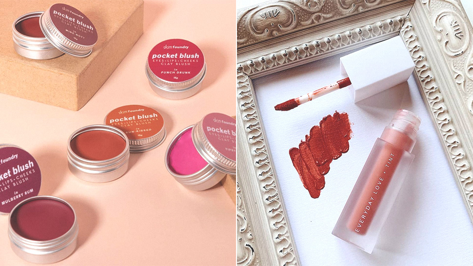 10 Multi-use Products From Local Brands For Your Minimal Makeup Looks