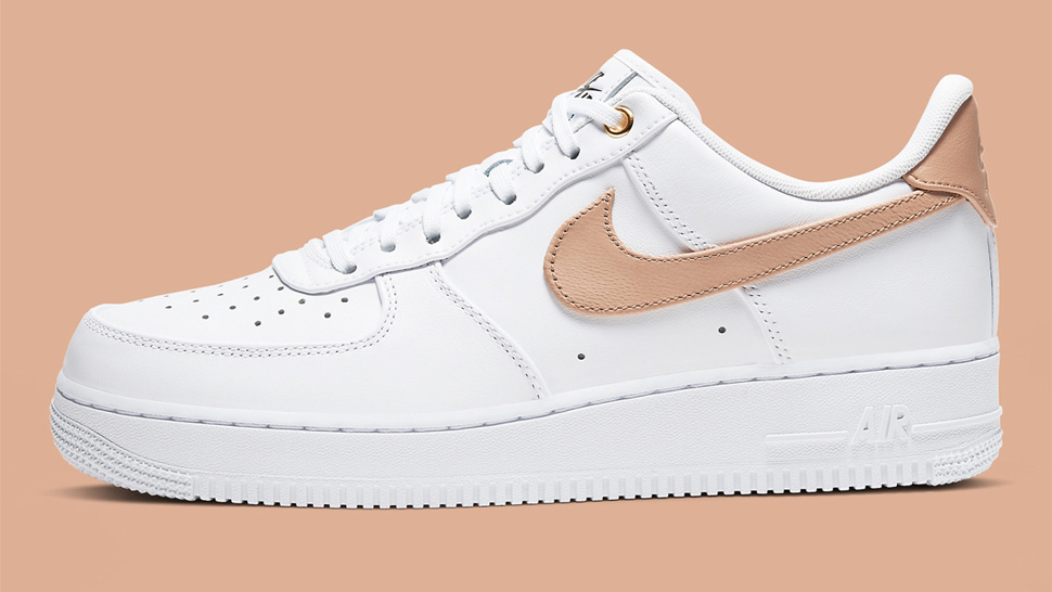 You'll Love The Nike Air Force 1's Chic, Minimalist Makeover