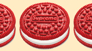 Would You Buy The Supreme X Oreo Cookie For P203,000?