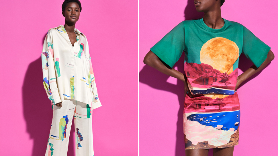 Everything You Need to Know About H&M's Colorful New Studio Drop