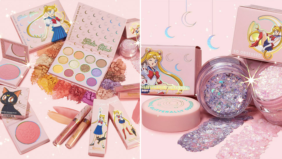 We Want Everything From The Colourpop X Sailor Moon Collection