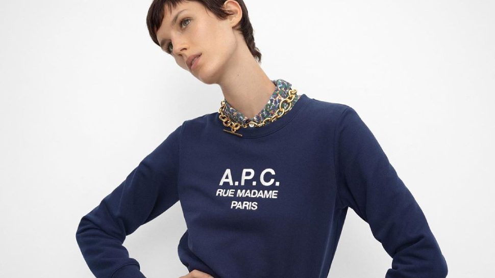 A.p.c. Has Non-basic Basics Perfect For Your Casual Days Out