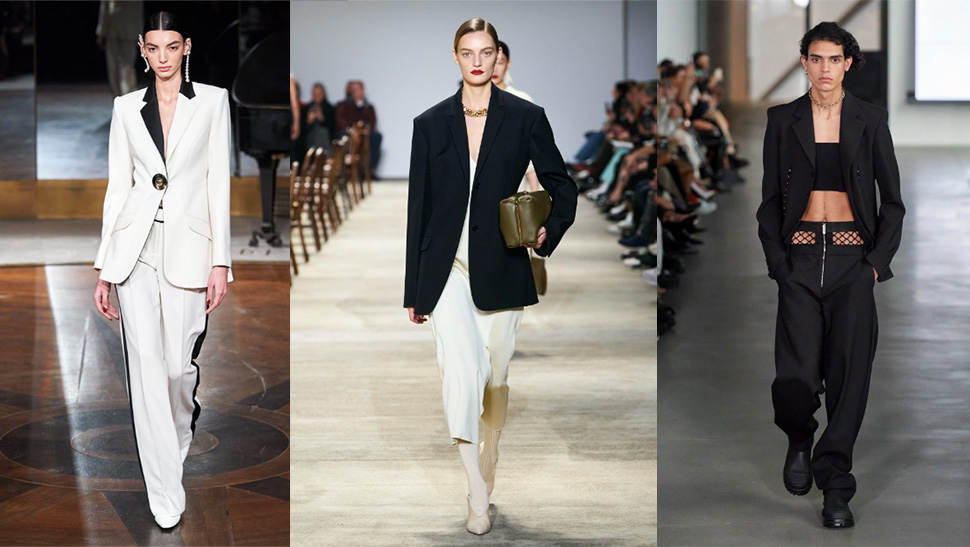 Here's the Office-Appropriate Trend That Was All Over NYFW