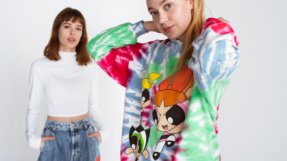 Bershka Has a Collab with The Powerpuff Girls and We Need to Shop ASAP