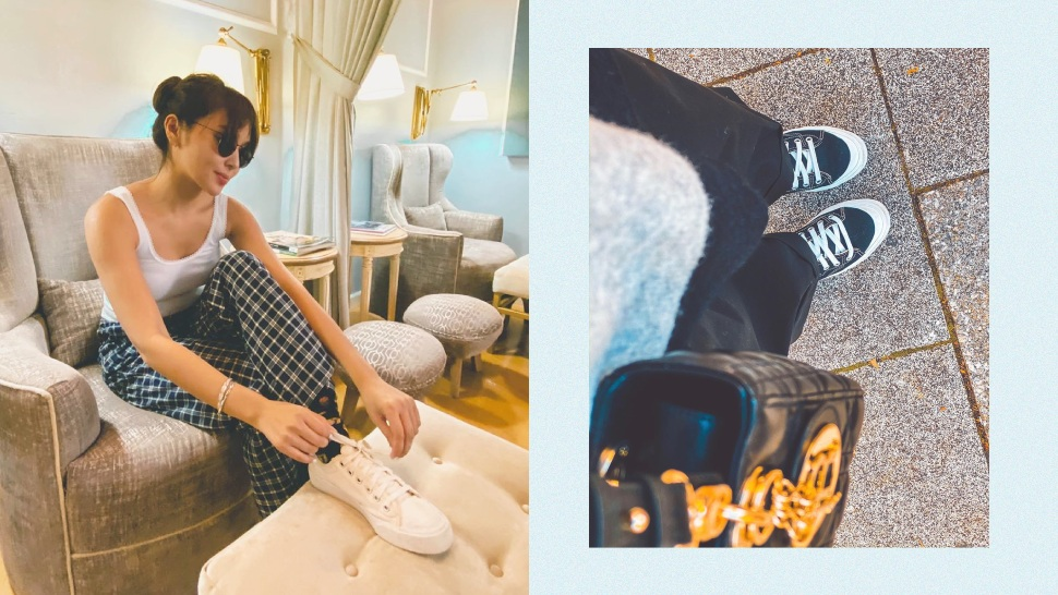 This Is The No-fail Ootd Formula That Kathryn Bernardo Is Always Wearing