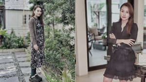 This Stylish Filipina Coped With Her Cloy Hangover With Her Ootds