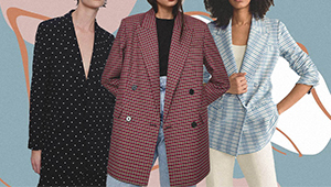 7 Printed Blazers To Dress Up Your Office Ootds
