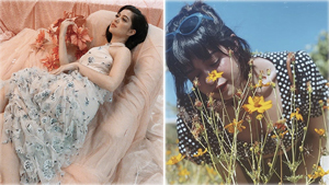 10 Cute Ways To Pose With Flowers, As Seen On Sue Ramirez
