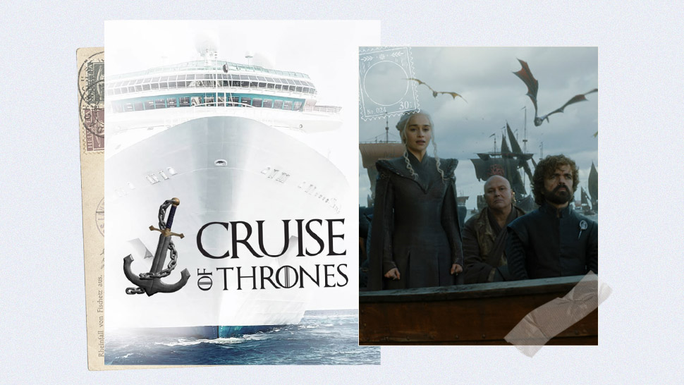 "A ""Game of Thrones"" Cruise Actually Exists and We're Already on Board"