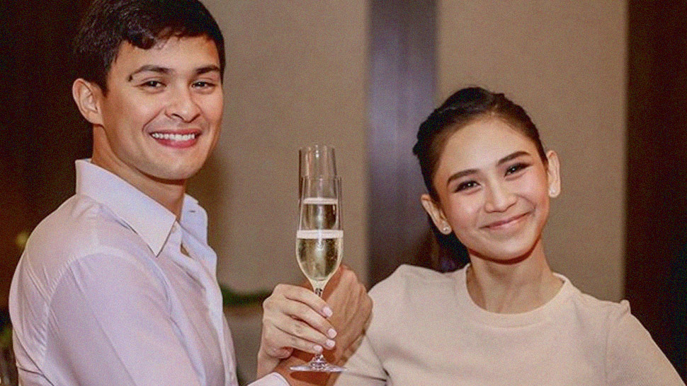 Here's Your First Look At Sarah Geronimo And Matteo Guidicelli's Wedding