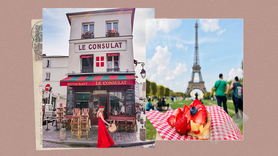 The Ultimate 1-Day Itinerary You Need to Follow to Enjoy Paris This Summer