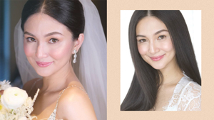 Sheena Halili Will Convince You To Try The No-makeup Look On Your Wedding Day
