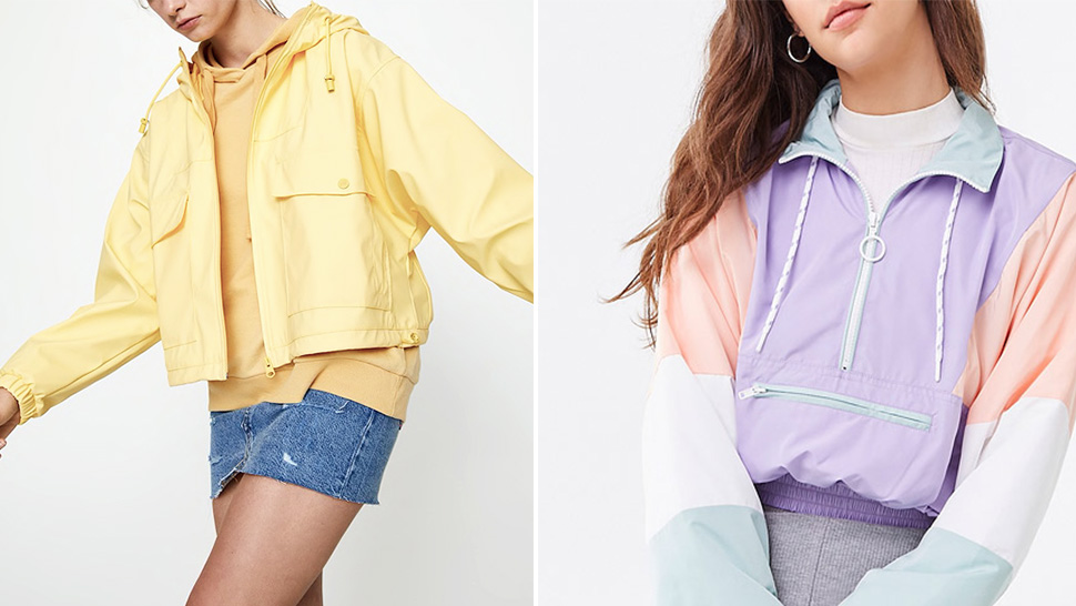 10 Cool Windbreakers to Cop for a Vintage-Inspired Look