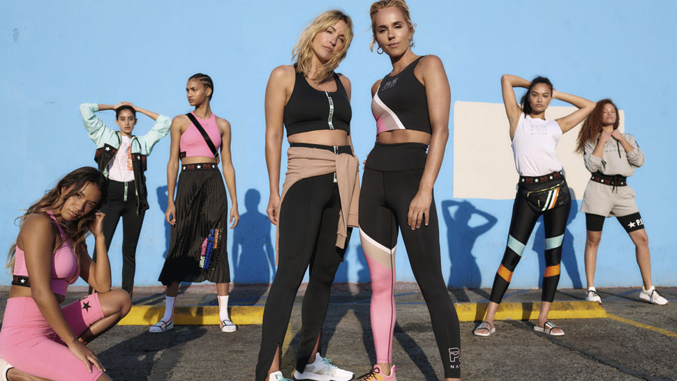 All the Pieces From H&M X P.E. Nation's Sustainable Activewear Collab